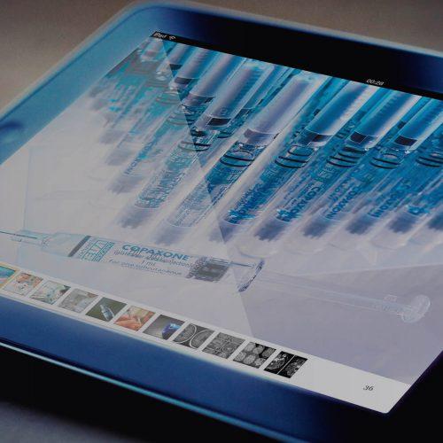 teva pharmaceuticals iPad app